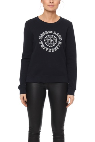 Morris LADY IVY SWEATSHIRT BLUE