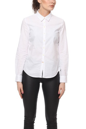 Morris Lily Oxford Shirt White