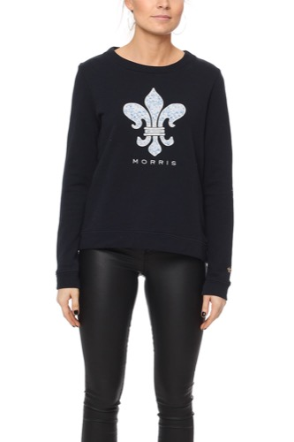 Morris LILY LIBERTY SWEATSHIRT BLUE