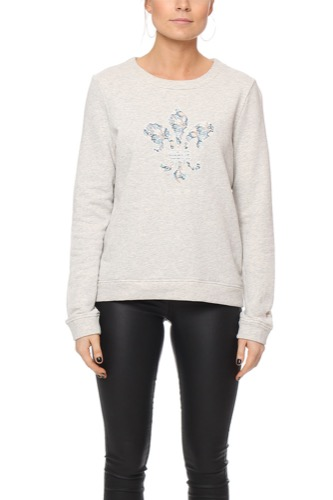 Morris LILY LIBERTY SWEATSHIRT GREY