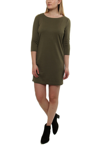 Vila VITINNY NEW DRESS IVY GREEN