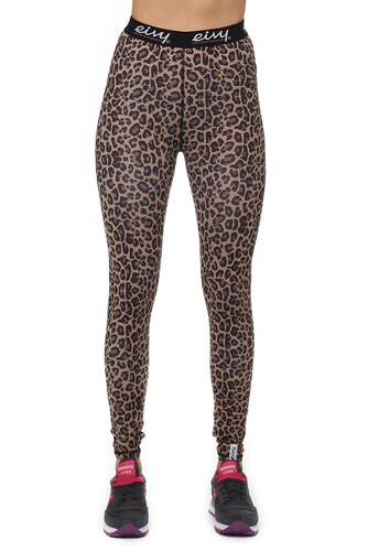 Eivy ICECOLD PANTS LEOPARD