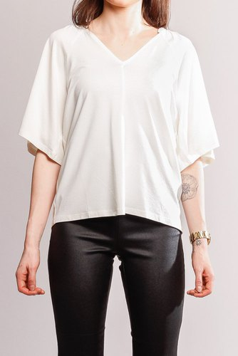 InWear Abbeyiw Blouse White Smoke
