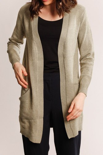 B.YOUNG Bynonina Cardigan Sea Green Mel