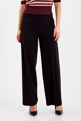 B.YOUNG Bydanta Wide Leg Pants 2 Black