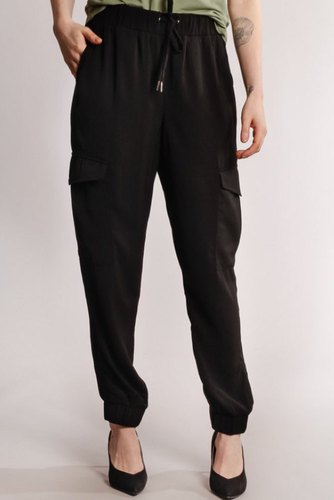 B.YOUNG Byabel Cargo Pants Black