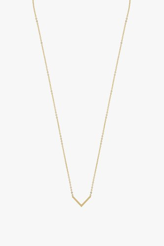 Snö of Sweden Path Mini Pendant Neck 40 Plain G