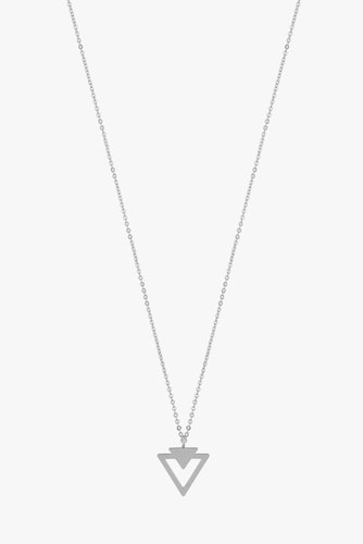 Snö of Sweden Path Pendant Neck 42 Plain S