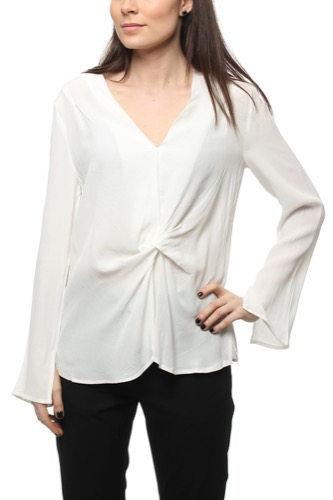 InWear BEL TOP WHITE SMOKE