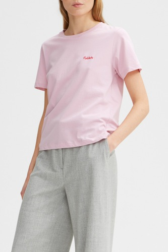 Rodebjer Rodebjer Rodebabe Tee Cold Pink