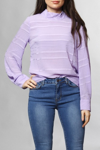 InWear Noelle Blouse Purple Rose