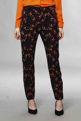 InWear Uli Pant Nica Fit Mini Flowers