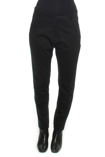 CHELSEA TROUSERS BLACK
