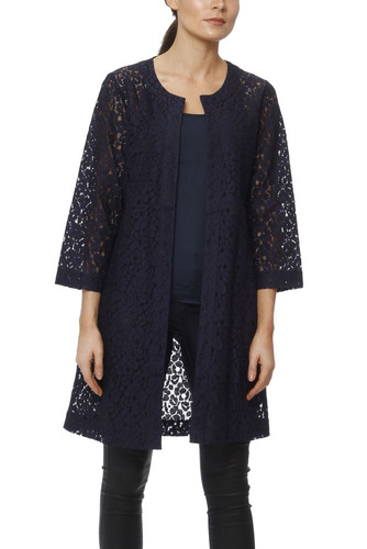 Dry Lake Dolores Coat Navy