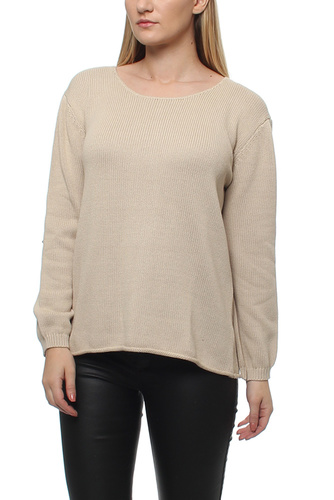 HOLLY JUMPER SAND