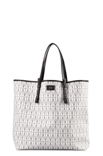 Dagmar Shopping Bag White