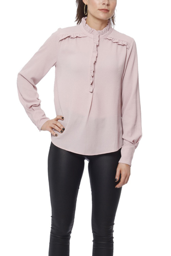 Neo Noir Franca Blouse Powder