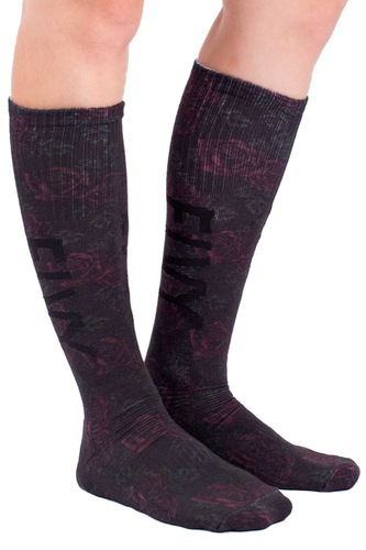 Eivy Alpine Socks-under Knee Orchard