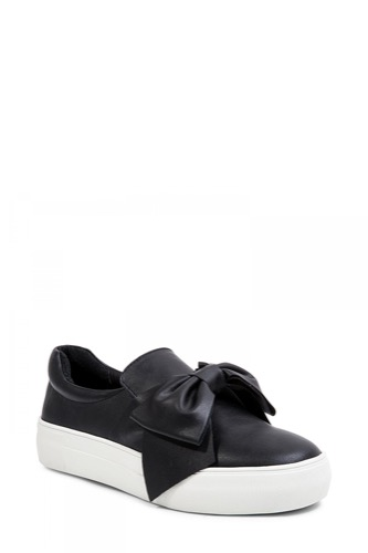 Steve Madden EMPIRE SLIP ON SNEAKER BLACK