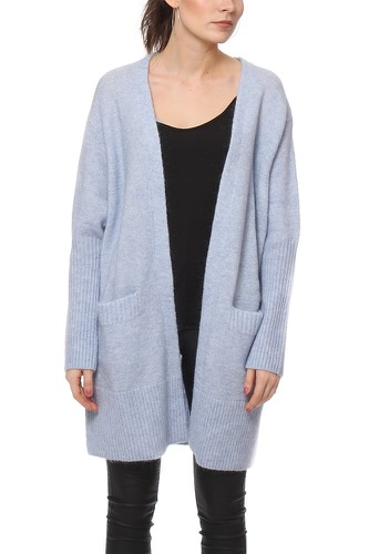 InWear KIKI SHORT CARDIGAN LIGHT SKY
