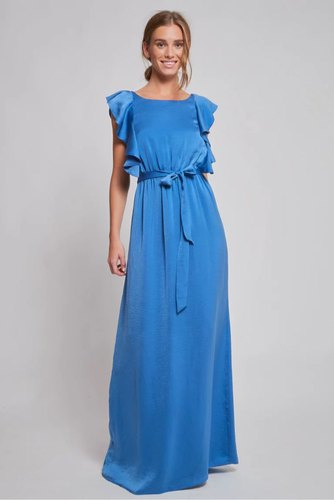 Dry Lake Riviera Dress Royal Blue