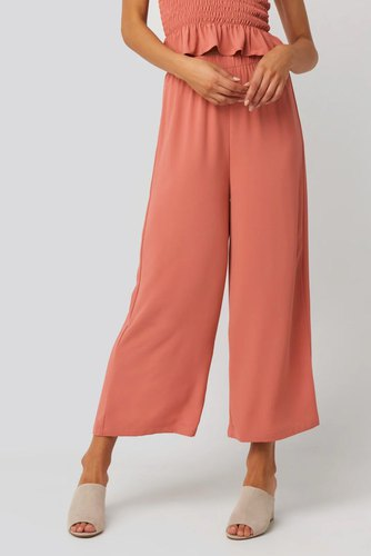 Rut & Circle Gry Pant Burned Pink