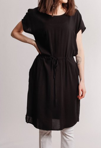 B.YOUNG Byisole Oneck Dress Black
