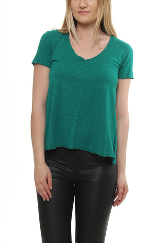 Jac 51 V-neck Mint Water