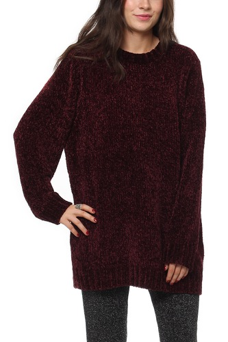 Dr. Denim STASSY KNIT CRAVING RED