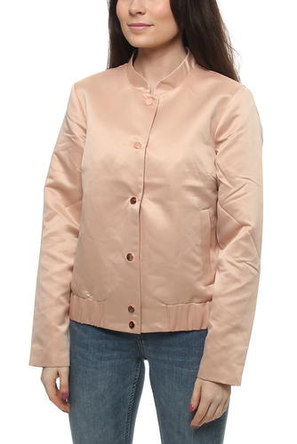 VIPALM BOMBER JACKET RUGBY TAN