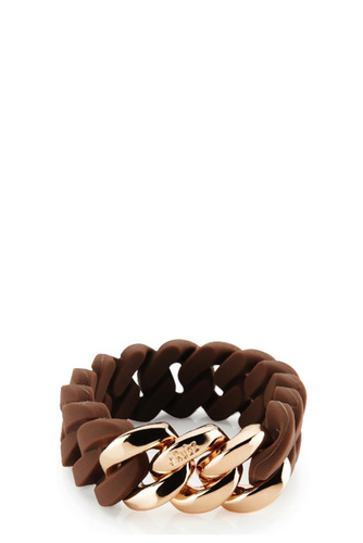 The Rubz Original Bracelet 20mm Choco/rosegold