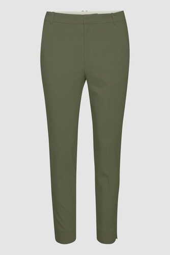 InWear Nica L Pants Beetle Green
