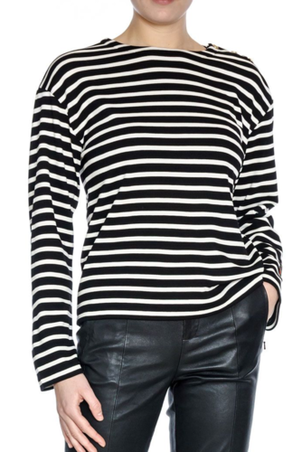 Busnel Maria Top Stripe