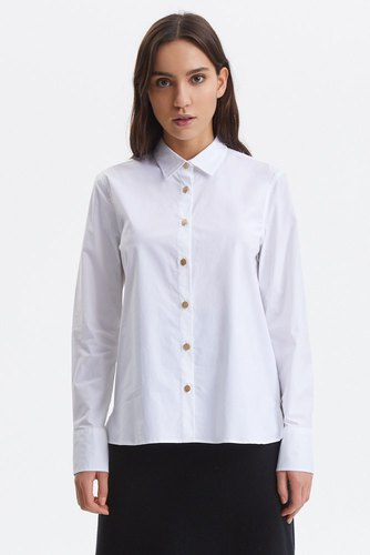 Busnel Adina Shirt Optic White