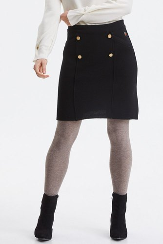 Busnel Sylvie Skirt Black
