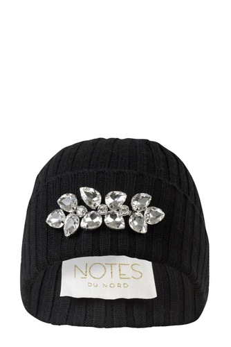 Notes du Nord Iva Wool Hat Noir