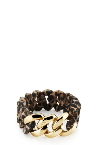 ORIGINAL BRACELET 20MM LEOPARD/GOLD