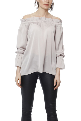 Dry Lake LEONA TOP MAUVE