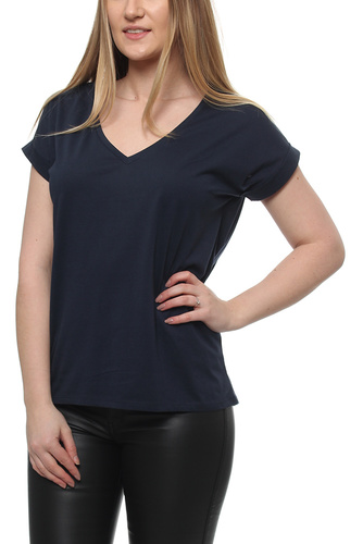 Vidreamers V-neck T-shirt Total Eclipse