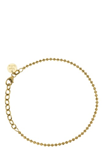 Blue Billie Bracelet Universe Gold Plated