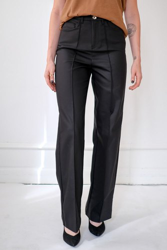 Mos Mosh Como Night Long Pant Sust Black