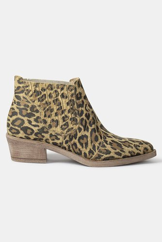 Re:designed Tory Suede Leopard