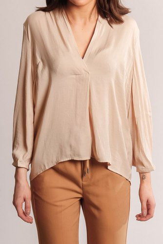 InWear Friedaiw Blouse Powder Beige