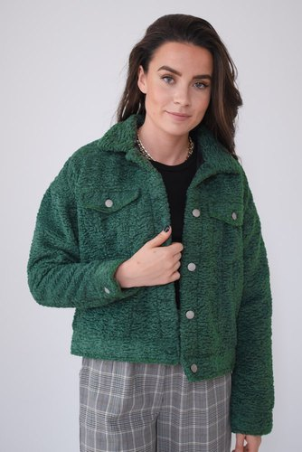 Dr. Denim Pexley Jacket Deep Green