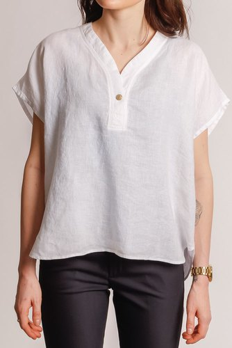 Busnel Tora Top White