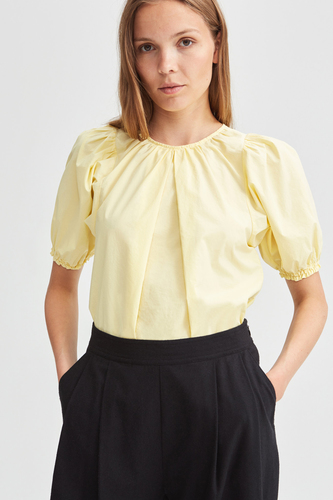 Rodebjer Nahua Cotton Light Yellow