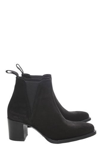 Primeboots Savannah Low-703 Afelpado Black