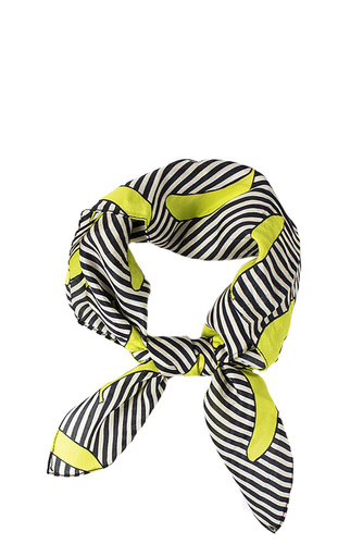 Re:designed Bananas Scarf Yellow