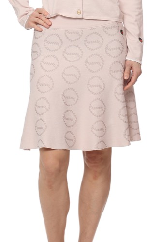 Busnel Cologne Skirt Light Pink