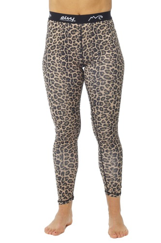 Eivy Icecold Winter Tights Leopard